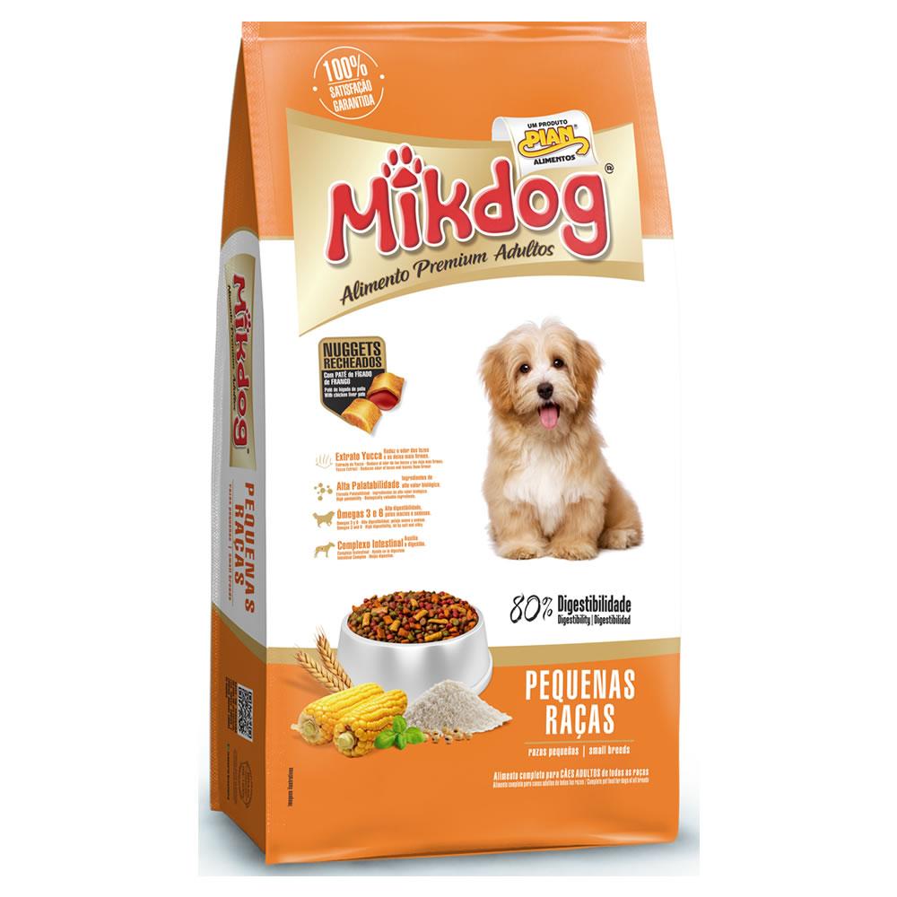 Mikdog Raças Pequenas