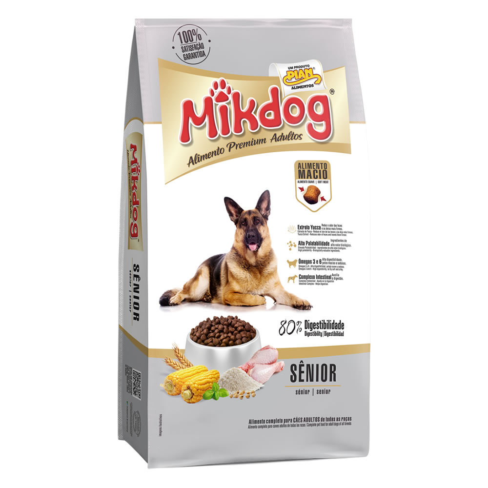 Mikdog Sênior