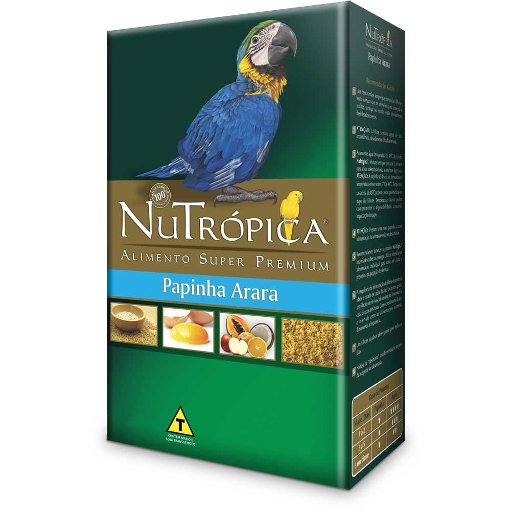 NUTRÓPICA ARARAS PAPINHA 500g
