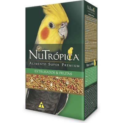 NUTRÓPICA CALOPSITAS COM FRUTAS 300g