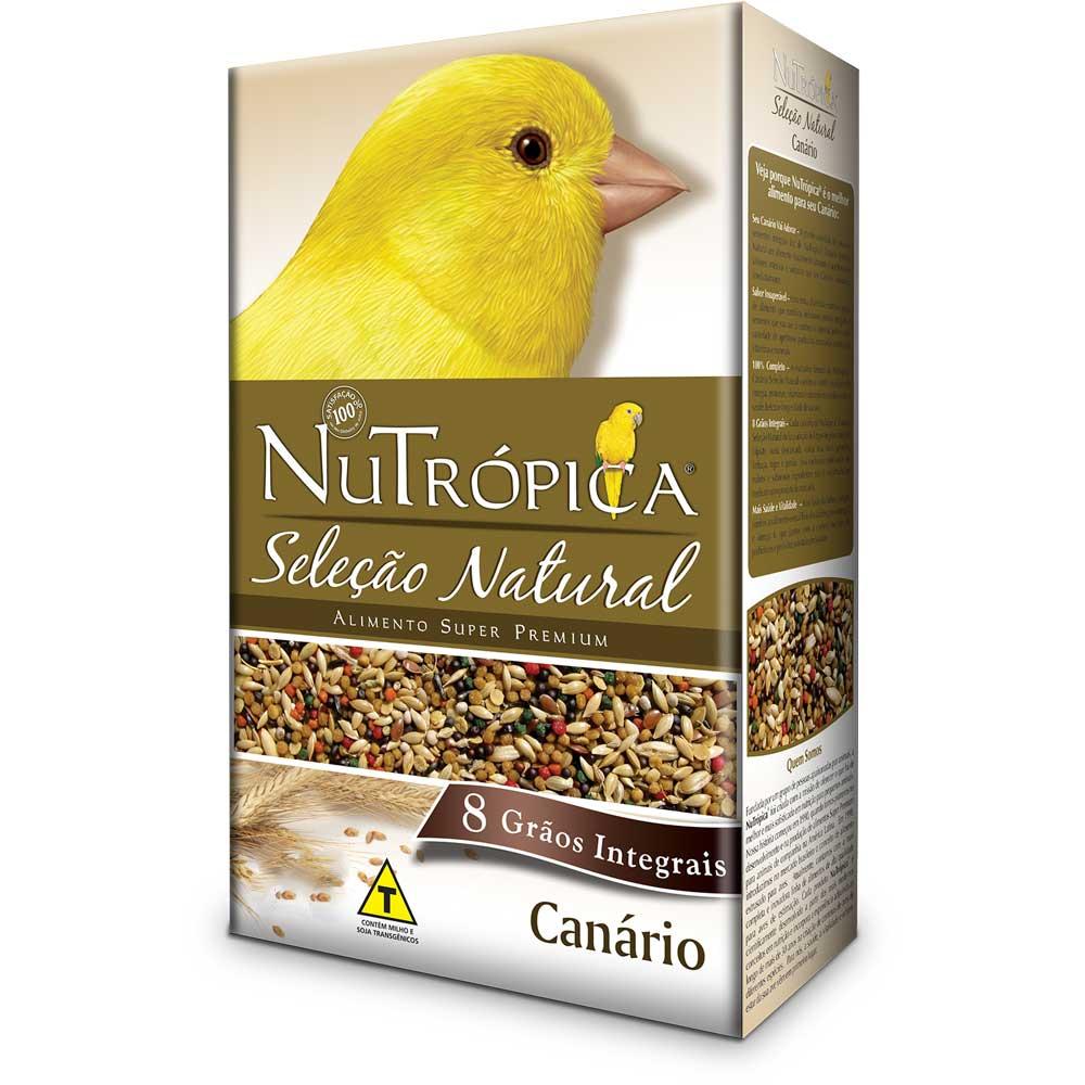 NUTRÓPICA CANARIO SELEÇÃO NATURAL 300g