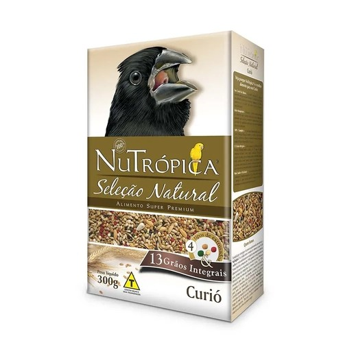 NUTRÓPICA CURIO SELELEÇÃO NATURAL 300g