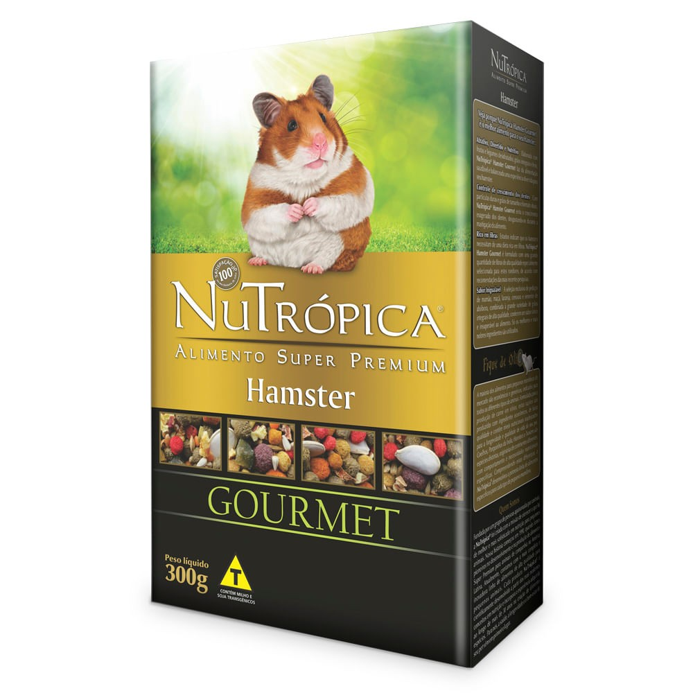 NUTRÓPICA HAMSTER GOURMET 300g