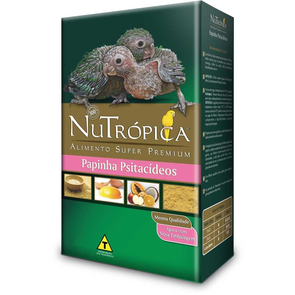 NUTRÓPICA PAPINHA PISTACÍDEOS 500g