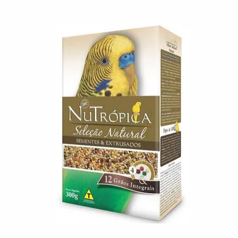 NUTRÓPICA PERIQUITO SELELEÇÃO NATURAL 300g