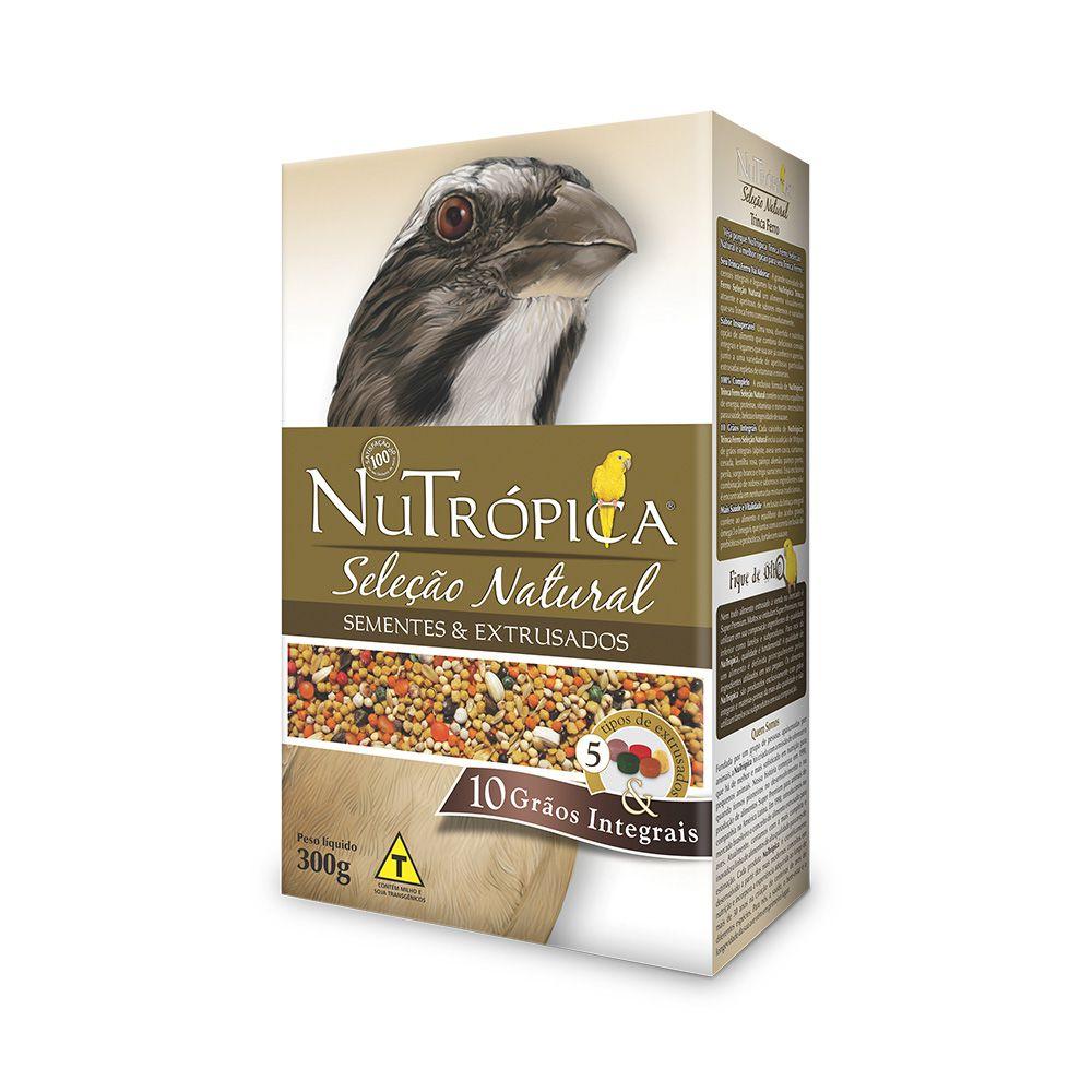 NUTRÓPICA TRINCA FERRO SELEÇÃO NATURAL 300g