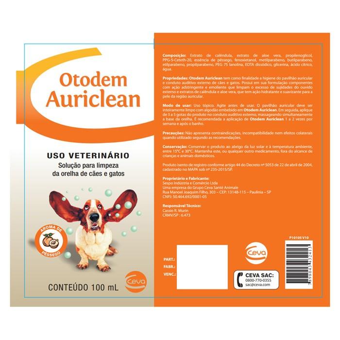 Otodem Auriclean 100ml