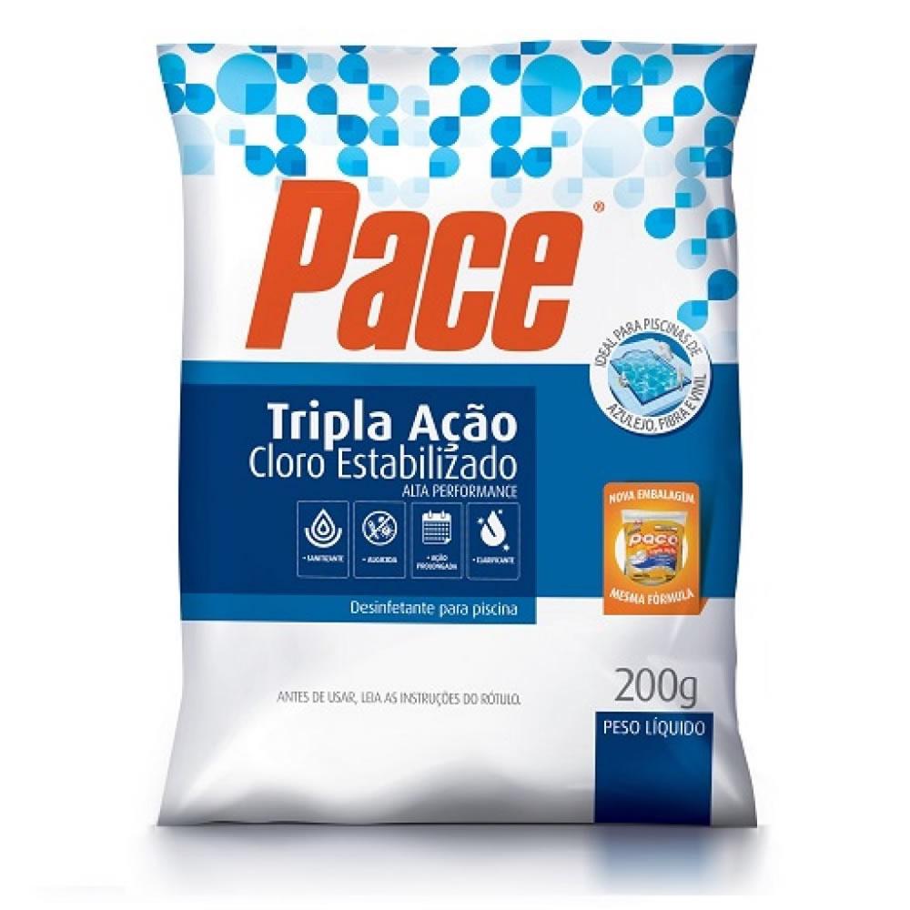 Pace Tripla Ação HTH 200g