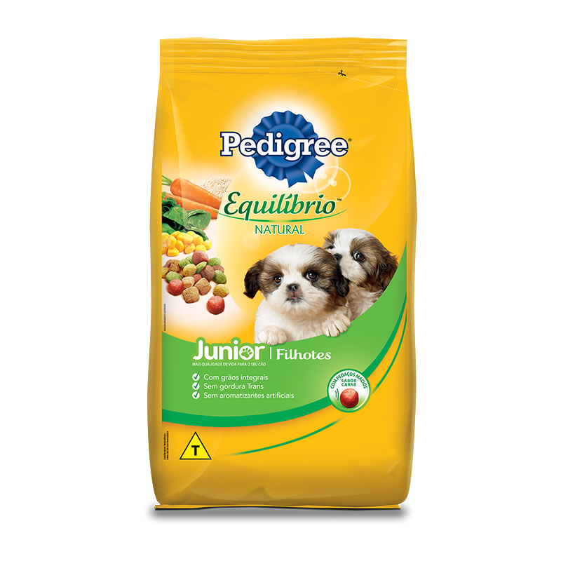 Pedigree Equilíbrio Natural Junior