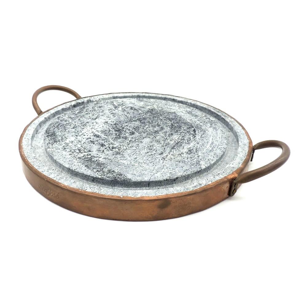 Forma para Carne de Pedra Sabão