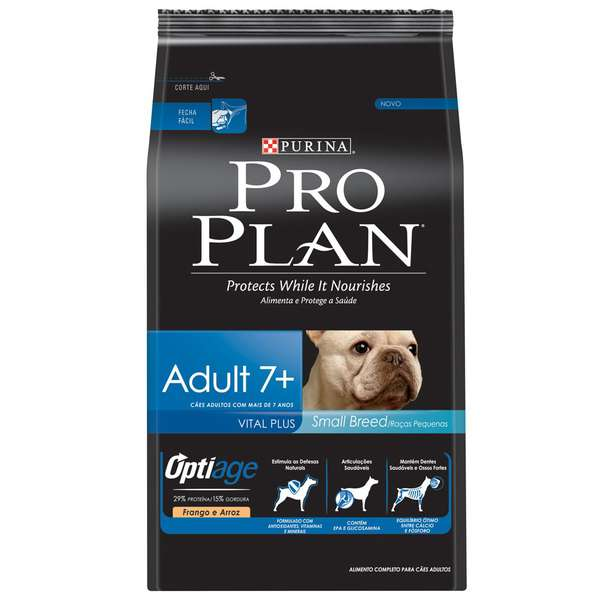 Pro Plan Adult 7 + Small Breed