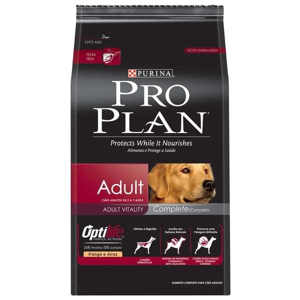 Pro Plan Adult Complete Optilife Medium Breed