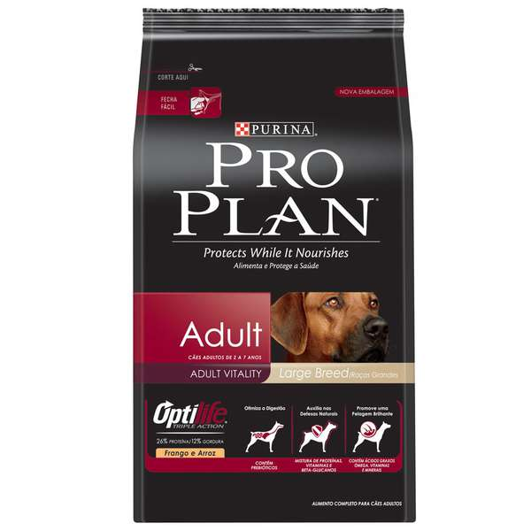 Pro Plan Adult Complete Optilife Large Breed