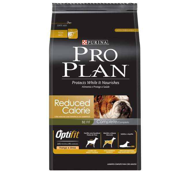 Pro Plan Adult Reduced Calorie Raças Médias e Grandes