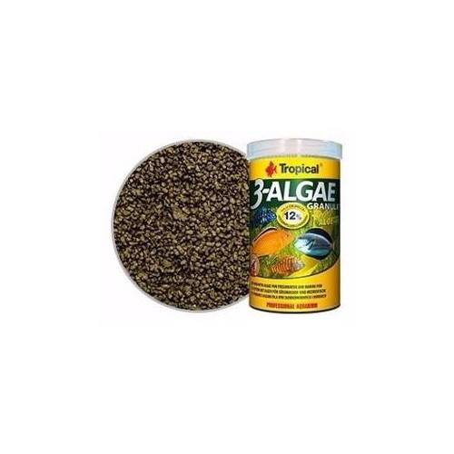 Ração 3-Algae Granulat Tropical
