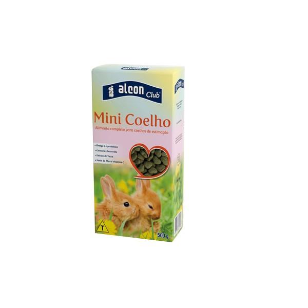 Ração Mini Coelho 500g Alcon Club