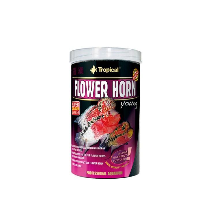 Ração Flower Horn Tropical