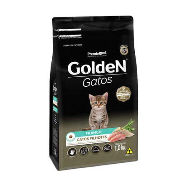 Ração Golden para Gatos Filhotes Frango
