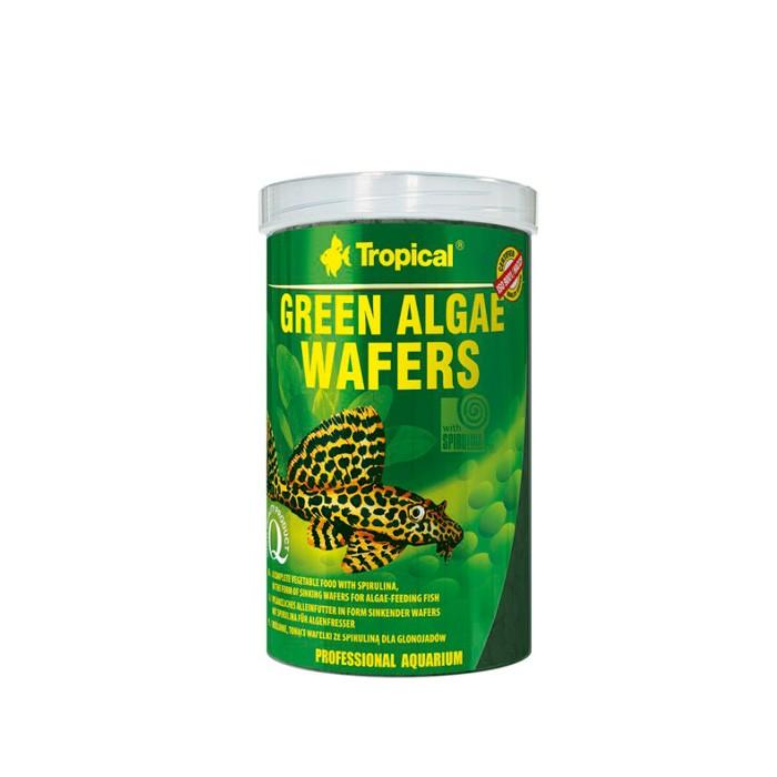 Ração Green Algae Wafers Tropical