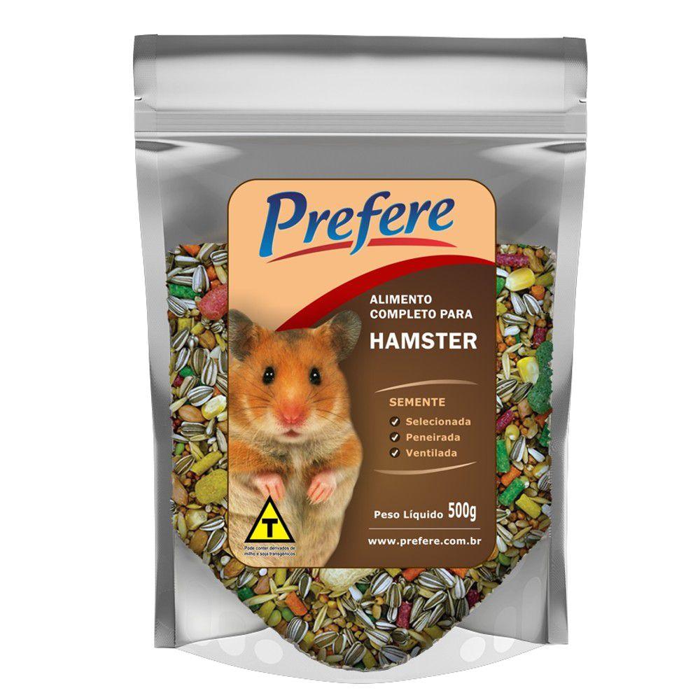 Ração Hamster Prefere 500g
