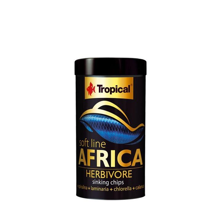 Ração Soft Line Africa Herbivore Tropical