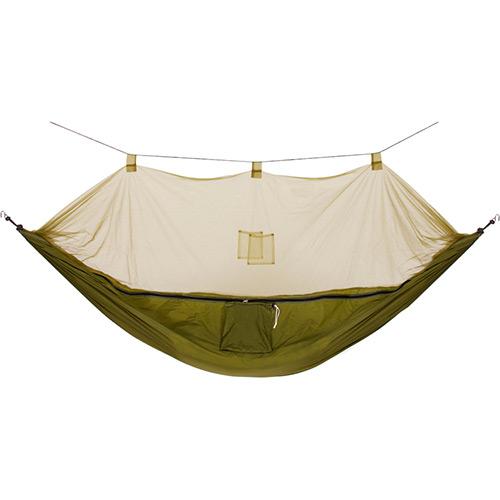 Rede de descanso com mosquiteiro Amazon Guepardo FA0700