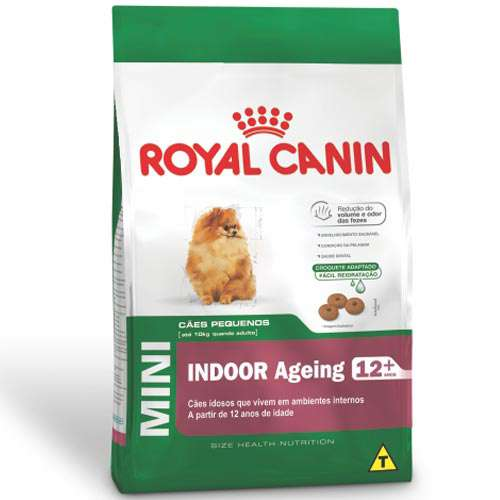 Royal Canin Mini Indoor Ageing 12+