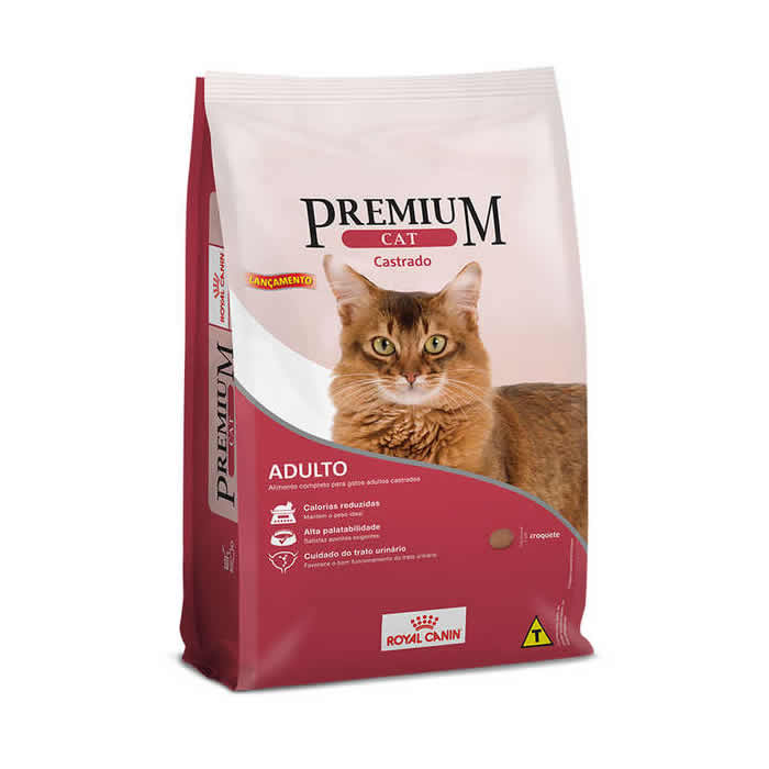 Royal Canin Premium Cat Adulto Castrado