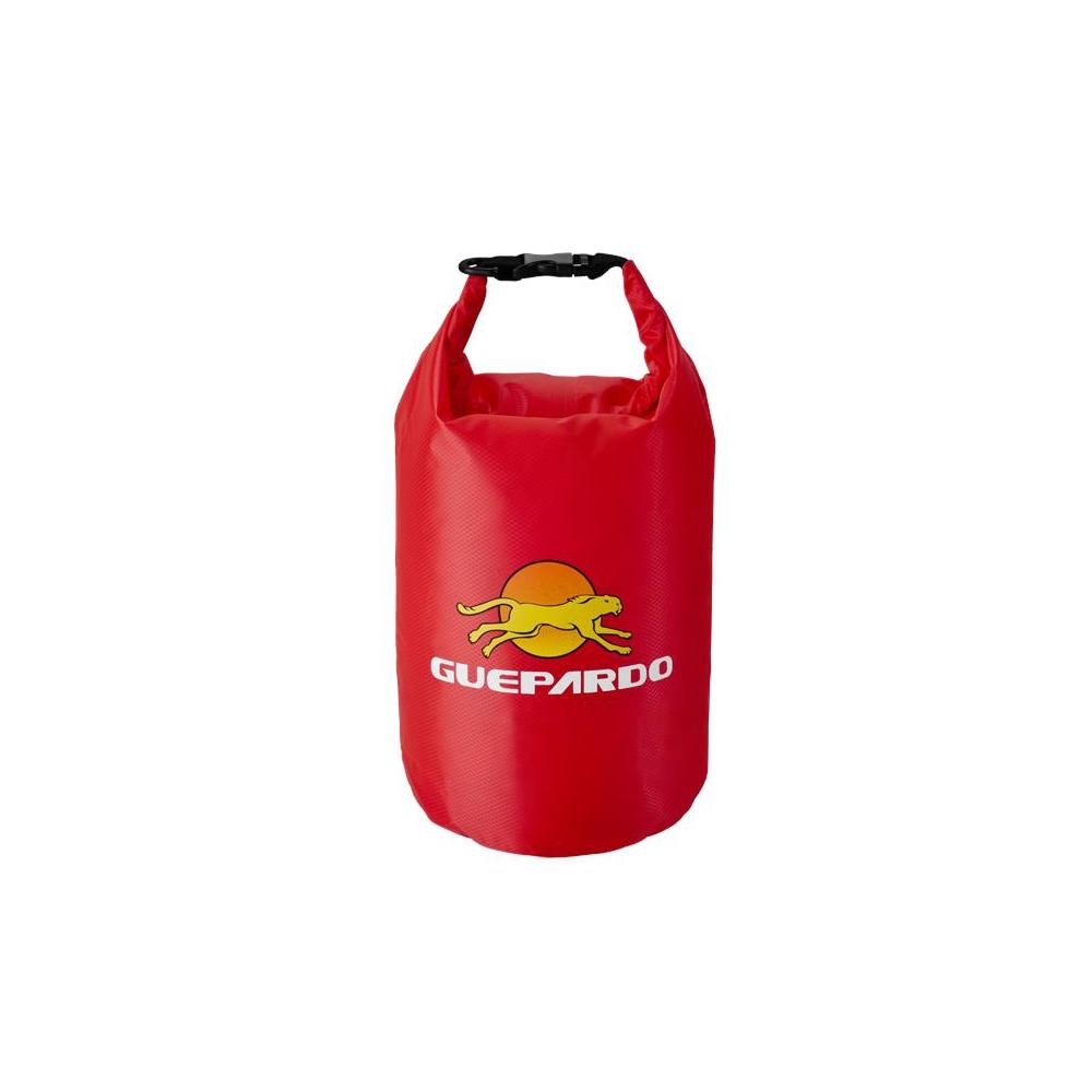 Saco Estanque Impermeável Guepardo 5l Vermelho MD0005