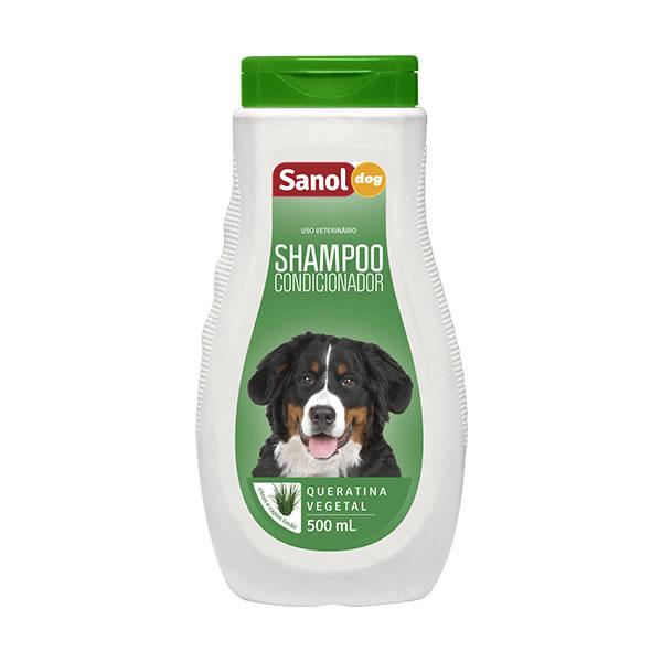 Sanol Dog Shampoo Condicionador 500ml