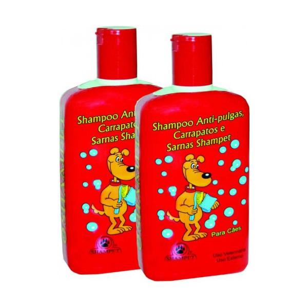 Shampet Shampoo Anti-Pulgas