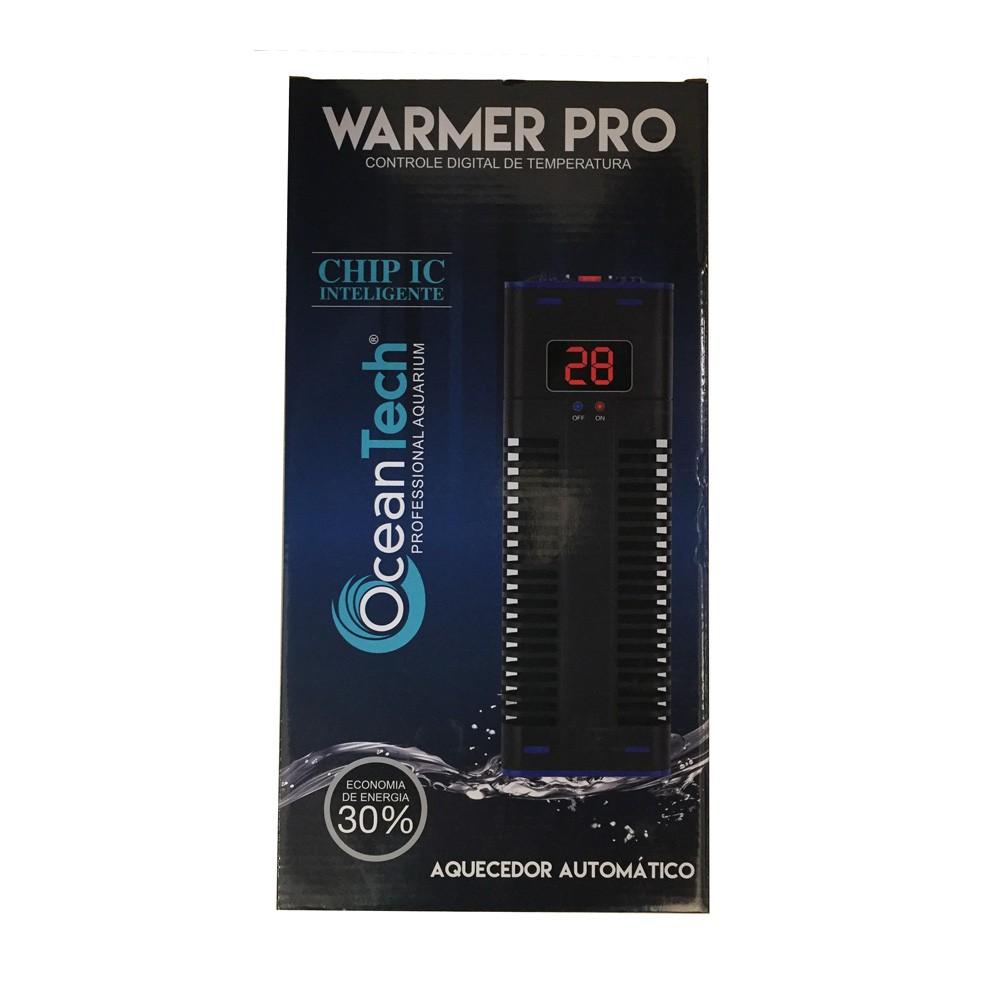 Termostato com Aquecedor Pro Ocean Tech 500W