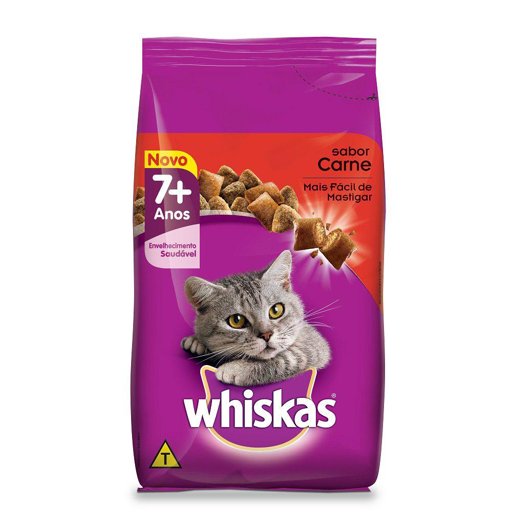 Whiskas Carne 7+