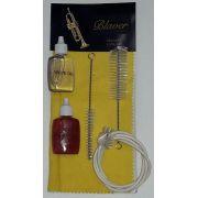 Kit de Limpeza BLAVER p/Trompete