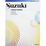 Suzuki Violin School - Vol. I