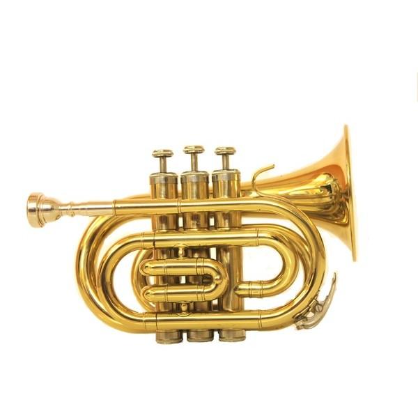 Trompete Pocket Bb Blaver