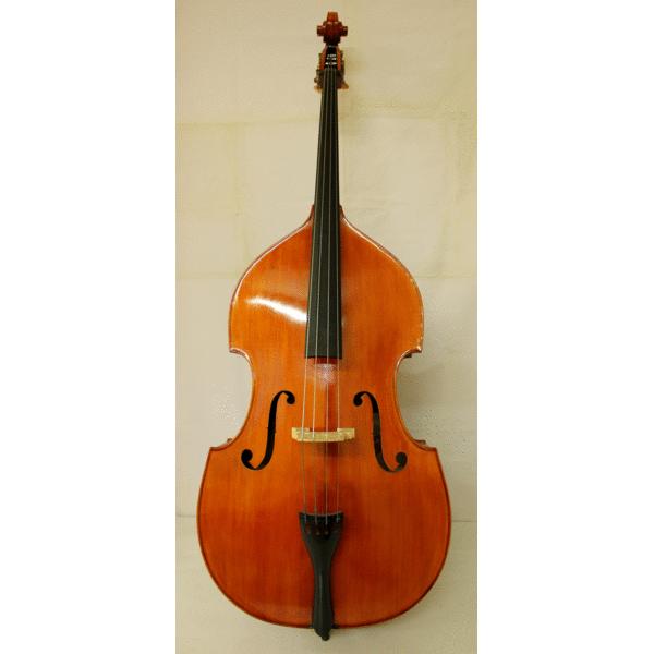 Contra Baixo Acústico 3/4 BLAVER Profissional  - Scavone Instrumentos Musicais