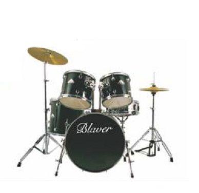 Bateria Acústica BLAVER  - Scavone Instrumentos Musicais