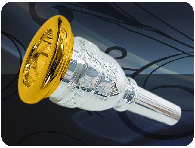 Bocal JC Custom Calibre Largo p/Trombone