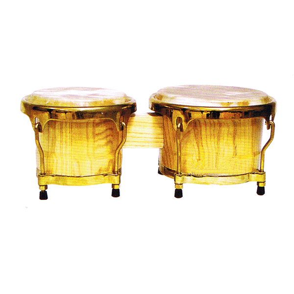 Bongô Profissional SCAVONE  - Scavone Instrumentos Musicais