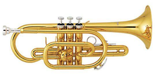 Cornet Bb - BLAVER  - Scavone Instrumentos Musicais