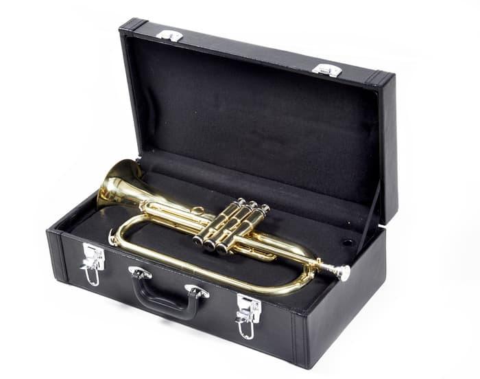 Flugelhorn Bb Standard BLAVER  - Scavone Instrumentos Musicais