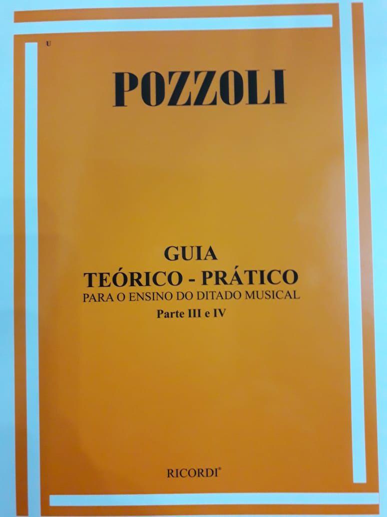 Guia Teórico - Partes III e IV  - Scavone Instrumentos Musicais