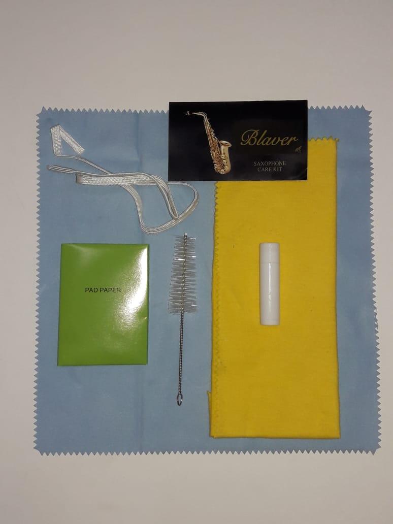 Kit de Limpeza p/Saxofone