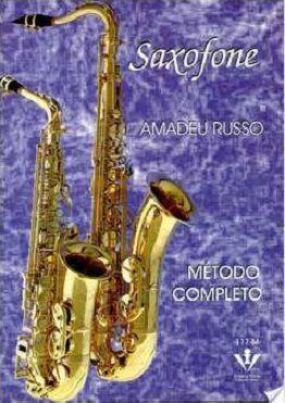 Método Completo de Saxofone  - Scavone Instrumentos Musicais