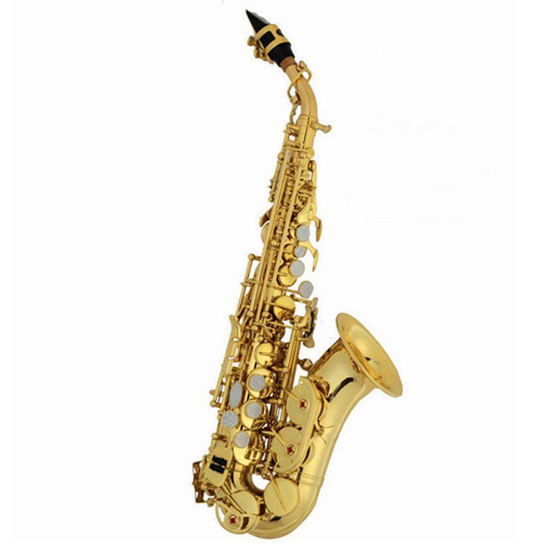 Saxofone Soprano Curvo Bb - SCAVONE  - Scavone Instrumentos Musicais