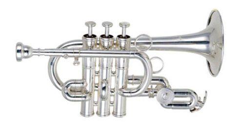 Trompete Piccolo Bb/A - SCAVONE  - Scavone Instrumentos Musicais