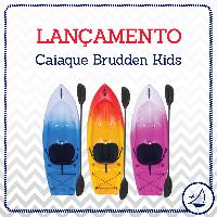 0c7c34576 Lançamento de verão  Caiaque Kids Brudden Náutica