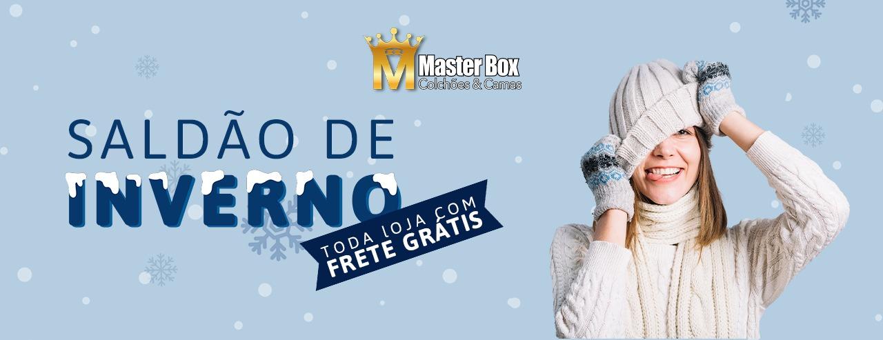 Cama Box Baú Bipartido Casal Premium 1,38 x 1,88 x 0,40