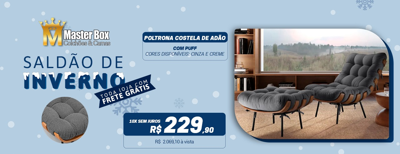 Puff Flex 70 New House -Madeira + Couro Disponibilidade: Disponível em 10 dias úteis De R$ 1.199,99 R$ 888,88 ECONOMIZE  R$ 311,11 R$ 799,99 à vista c